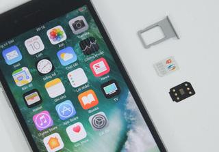 SIM ghép 4G bị khóa, người dùng iPhone bản lock điêu đứng
