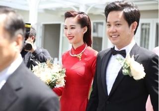 Trái với nhiều người tưởng tượng, hoa hậu Thu Thảo trong đám cưới gây bất ngờ như thế này!