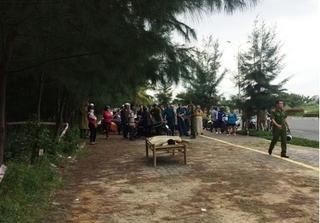 Đà Nẵng: Nam thanh niên cởi trần, chết trong tư thế treo cổ ở rừng thông