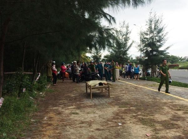 Người đàn ông được phát hiện treo cổ trong rừng thông ở Đà Nẵng