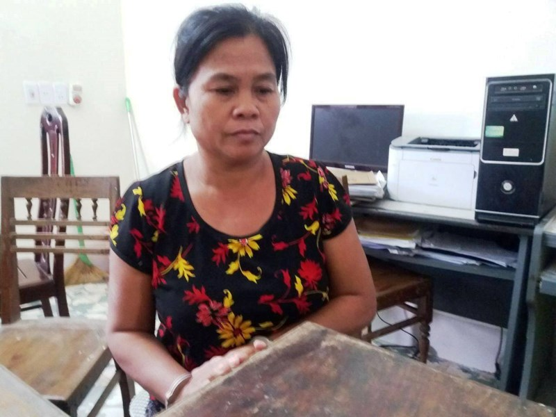 Mẹ mìn, Trung Quốc