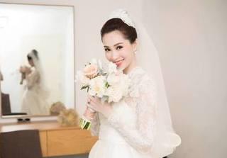 Hoa hậu Đặng Thu Thảo có rút lui khỏi showbiz sau khi lấy chồng?