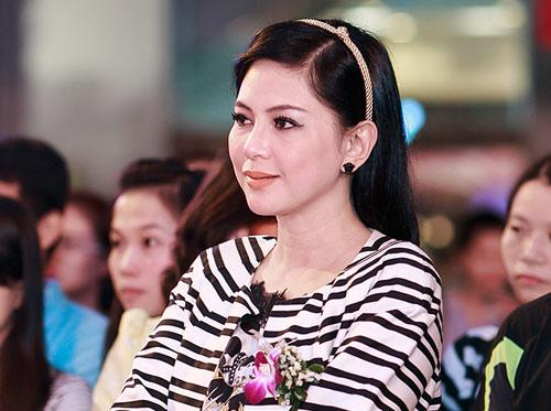 mẹ chồng Tăng Thanh Hà, Lê Hồng Thủy Tiên