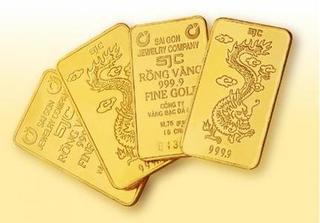 Giá vàng SJC hôm nay 10/10: Tăng vọt ở cả 2 thị trường