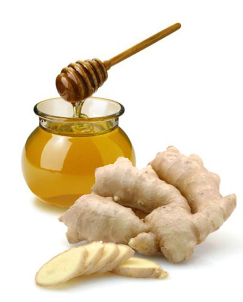 cách trị ho bằng mật ong và gừng cực dễ làm