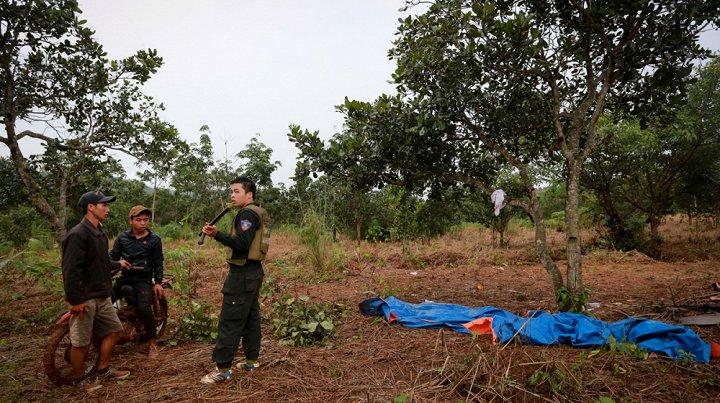 bắn chết Phó Chủ tịch HĐND xã, Lâm Đồng