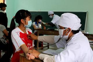 Bệnh bạch hầu bùng phát tại Quảng Nam, một học sinh tiểu học tử vong