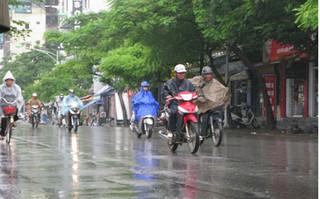 Dự báo thời tiết thủ đô Hà Nội: Tiếp tục có mưa dông