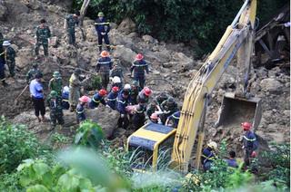 Những con số đau thắt lòng mùa mưa lũ: 93 người chết và mất tích