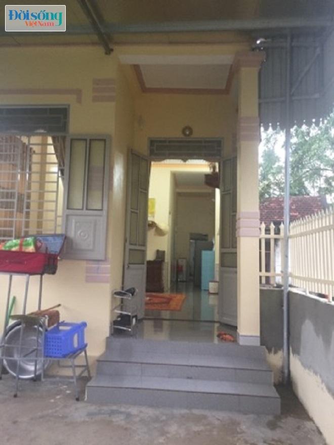 Ngôi nhà Hải xây để đón hai con và Minh về ở đã hoàn tất