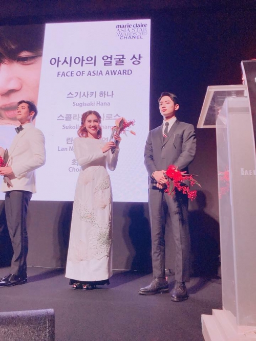 Cô ba Sài Gòn Ninh Dương Lan Ngọc giành giải thưởng LHP Busan 2017