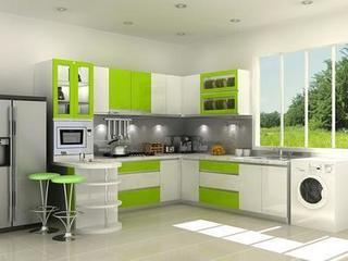 Thiết kế phong thủy nhà bếp và nhà vệ sinh đúng cách nhất