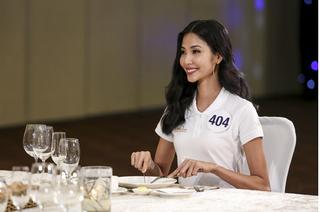 Hoàng Thùy bị loại khỏi top thí sinh xuất sắc Hoa hậu Hoàn vũ Việt Nam 2017