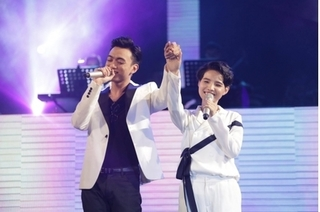 Vũ Cát Tường 'Yêu xa' ngọt ngào Soobin Hoàng Sơn