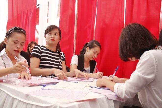 500 cán bộ công nhân viên Công ty DeAura tham gia hiến máu ngày 15/10