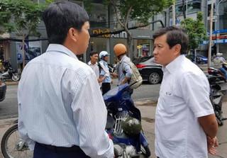"""Quận 1 lên tiếng vụ ông Đoàn Ngọc Hải muốn dẹp vỉa hè phải được """"sếp"""" đồng ý"""