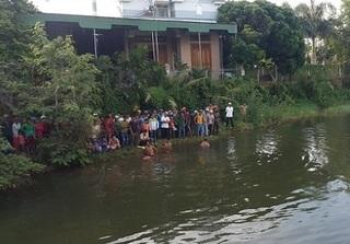 Hà Nội: Đi câu cá, 5 học sinh đuối nước thương tâm