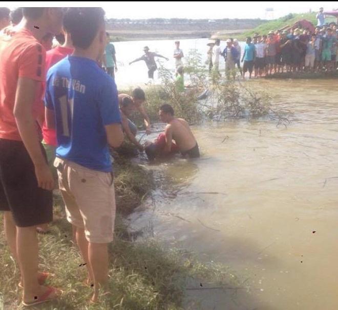5 học sinh tử vong do đuối nước ở Hà Nội khi đi câu cá