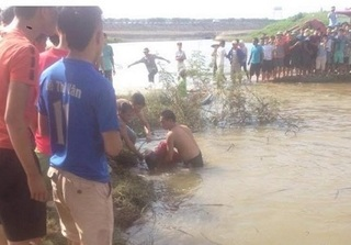 Vụ 5 học sinh đuối nước ở Hà Nội: