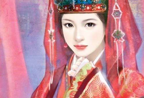 Mỹ nhân Trung Hoa cổ đại Vương Chiêu Quân