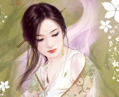 Điêu Thuyền mỹ nhân Trung Hoa cổ đại