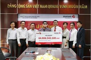 Kết quả xổ số Vietlott hôm nay 16/10: Giải Mega 6/45 tiếp tục lên tới hơn 46 tỷ đồng