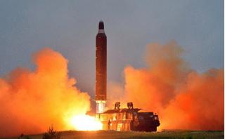 """Các phương tiện tên lửa của Triều Tiên """"thoắt ẩn thoắt hiện"""" khỏi bản đồ"""