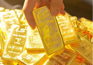 Giá vàng SJC hôm nay 16/10: Tăng vọt phiên đầu tuần