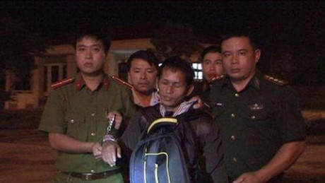 Triệt phá vụ vận chuyển ma túy đá và ma túy tổng hợp ở Hà Tĩnh
