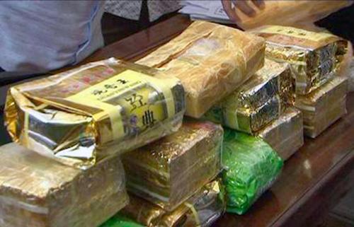Triệt phá thành công vụ vận chuyển ma túy đá và ma túy tổng hợp ở Hà Tĩnh