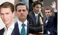 Thủ tướng Áo tương lai sắp gia nhập hàng ngũ nguyên thủ quốc gia đẹp trai nhất này