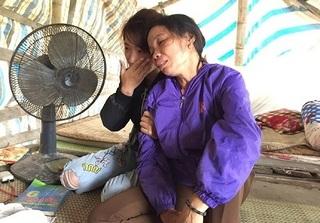 """Vợ người đánh kẻ trộm chó ở Hà Nội khóc ngất: """"Kẻ trộm chó đánh nên anh phải phòng thân"""""""
