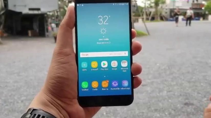 Điện thoại Galaxy J7+ 2017 mới nhất