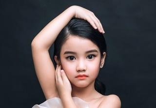 """""""Phát mê"""" với bộ ảnh beauty cực chất của dàn mẫu nhí Hà Thành"""