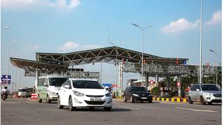 Chính thức thu phí không dừng tại BOT Hà Nội - Bắc Giang