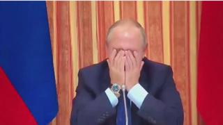 Tổng thống Putin và biểu cảm không tưởng khi nhân viên muốn xuất khẩu thịt lợn sang Indonesia