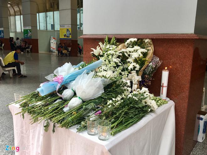 Sinh viên HUTECH tử vong vì bị bê tông rơi vào đầu