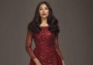 Á hậu Nguyễn Thị Loan được đề cử đại diện Việt Nam tham gia Miss Universe 2017