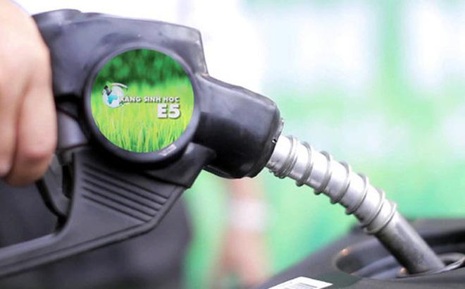 Triển khai dùng xăng E5 thay thế xăng khoáng A92