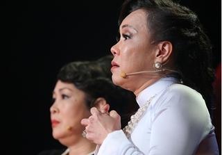 Việt Hương lần đầu tiết lộ bị tâm thần phân liệt tại Bước nhảy ngàn cân