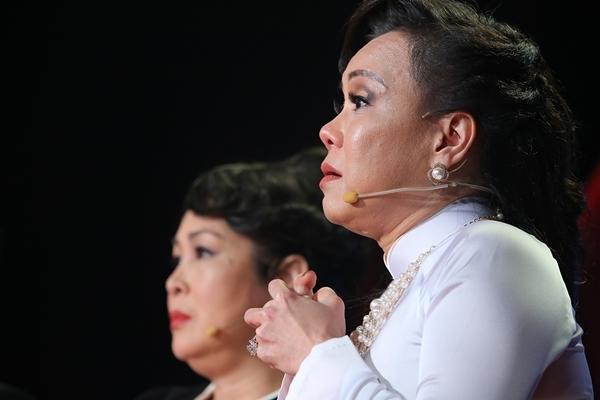 Việt Hương lần đầu tiết lộ bị tâm thần phân liệt tại Bước nhảy ngàn cân 1