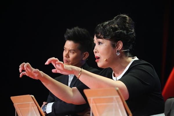 Việt Hương lần đầu tiết lộ bị tâm thần phân liệt tại Bước nhảy ngàn cân 4