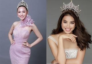Ngoài Phạm Hương, Hải Phòng còn có một nữ hoàng sắc đẹp toàn cầu Hoàng Thu Thảo