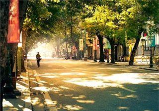 Thời tiết Hà Nội hôm nay 21/10: Nắng nóng cao nhất tới 31 độ