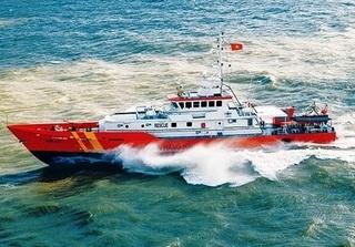 Sà lan cùng 3 thuyền viên mất tích trên vùng biển Bạch Long Vỹ