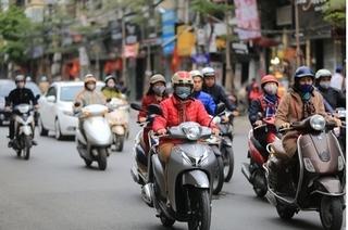 Thời tiết Hà Nội hôm nay 23/10: Không khí lạnh tràn về, trời hanh khô