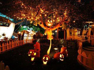 Những địa điểm tổ chức lễ hội Halloween nổi tiếng ở Việt Nam