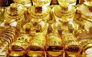 Giá vàng SJC hôm nay 24/10: Bứt phá, tăng 30 nghìn đồng/lượng