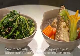 Mỹ nhân vào bếp: Cách làm món cá đối kho cà rốt vô cùng tốn cơm