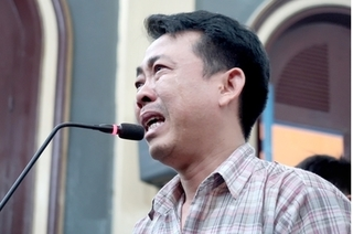 Xử phúc thẩm VN Pharma: Nguyễn Minh Hùng bật khóc nức nở